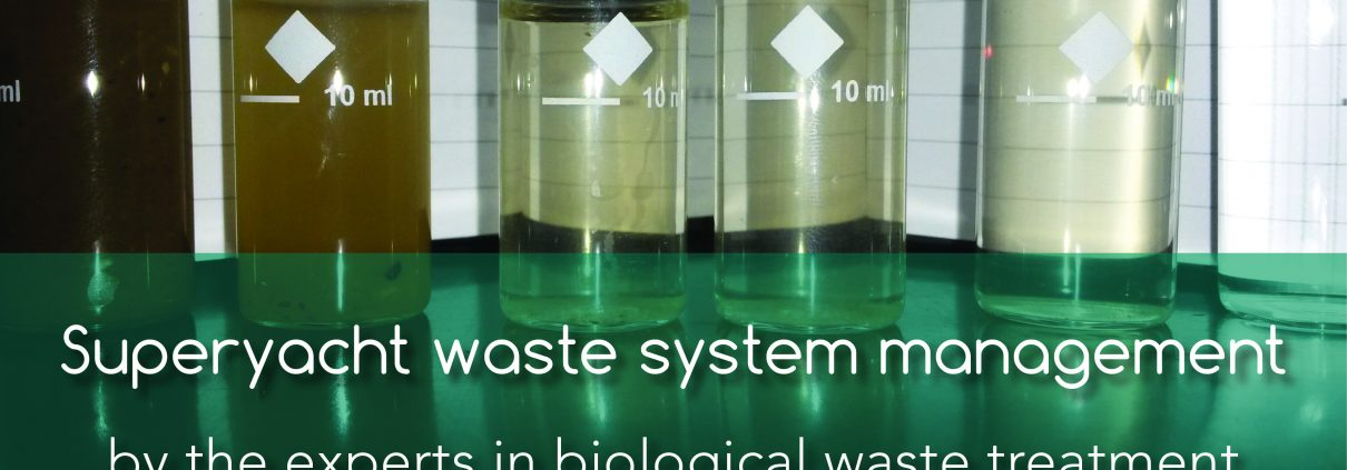 marine wastewater management